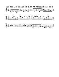 05-026-016-Degree-1-b2-2-3-b5-b6-Atomic-Scale-Ex-5-Key-Ab-Harmonic-and-Melodic-Equivalence-V14G-by-bruce-arnold-for-muse-eek-publishing-inc
